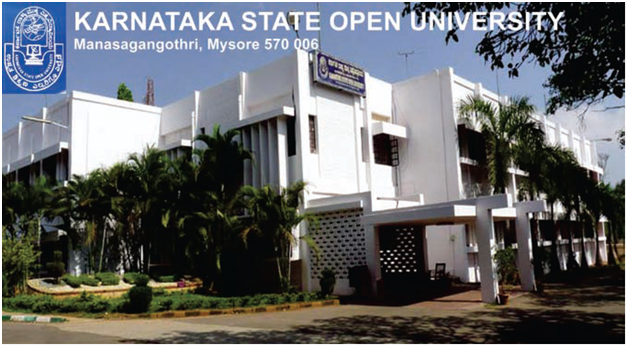 karnataka state open university distance programs